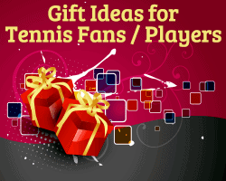 gift ideas for tennis fans-players