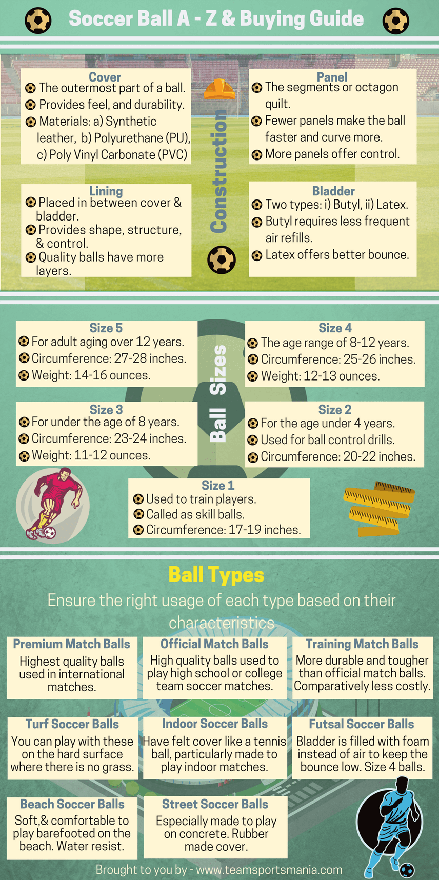 best soccer balls buying guide