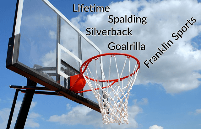 best basketball hoop brands